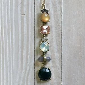 Crystal Necklace by Loft